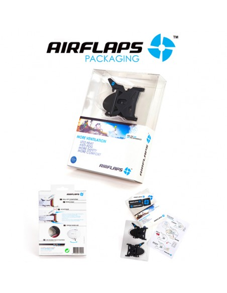 AirFlaps - Goggle Air Ventilation System