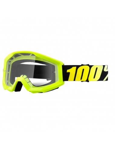 100percent Strata Neon Yellow